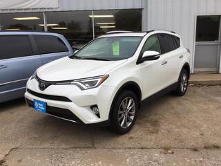 Toyota Rav 4 Limited 2016