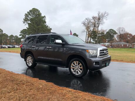 2016 Toyota Sequoia 4d SUV 4WD Platinum Outer Banks NC