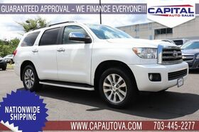 2016_Toyota_Sequoia_Limited_ Chantilly VA