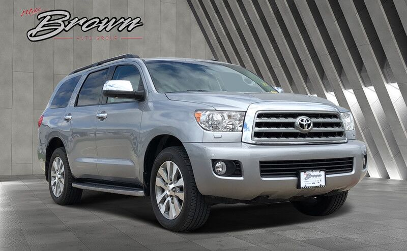 2016 Toyota Sequoia Limited Granbury TX