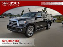 2016_Toyota_Sequoia_Limited_ Hattiesburg MS