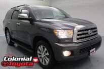 Toyota Sequoia Limited 2016