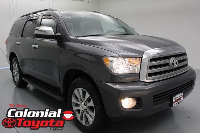2016 Toyota Sequoia Limited Milford CT
