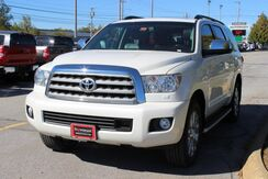 2016_Toyota_Sequoia_Platinum_ Brewer ME