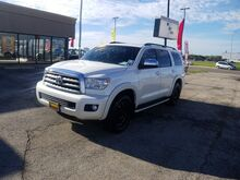 2016_Toyota_Sequoia_Platinum_ Killeen TX
