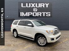 2016_Toyota_Sequoia_Platinum_ Leavenworth KS