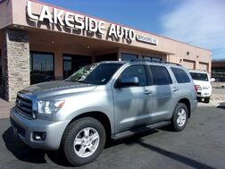 2016_Toyota_Sequoia_SR5 5.7L 4WD FFV_ Colorado Springs CO