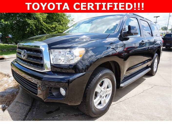 2016 Toyota Sequoia SR5 Columbia TN
