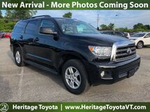 2016 Toyota Sequoia SR5 South Burlington VT