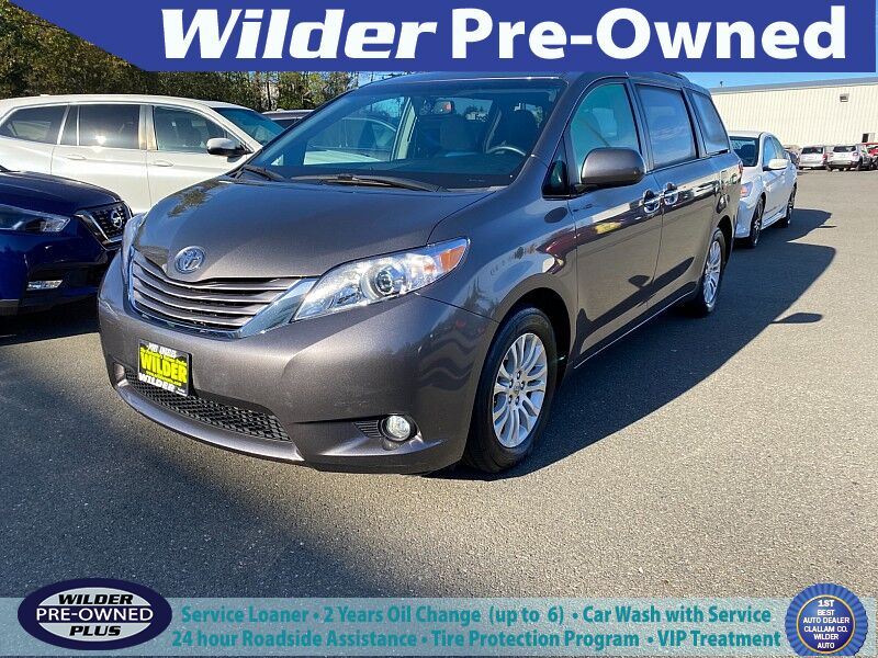 2016 Toyota Sienna 4d Wagon XLE 8-Passenger Port Angeles WA