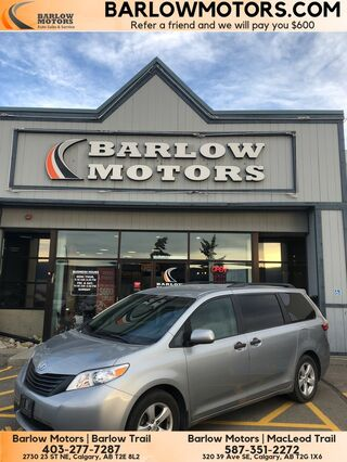 2016_Toyota_Sienna_7 passenger back up camera bluetooth power windows_ Calgary AB