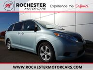 2016 Toyota Sienna LE 8 Pass - Certified - Backup Cam - Power Doors - Rochester MN