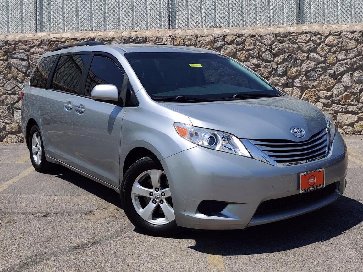 2016 Toyota Sienna LE AAS El Paso TX