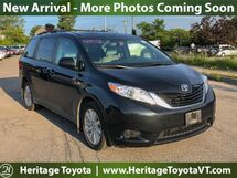 2016 Toyota Sienna LE AWD South Burlington VT