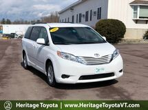 2016 Toyota Sienna LE FWD South Burlington VT