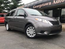 2016_Toyota_Sienna_LE_ Georgetown KY