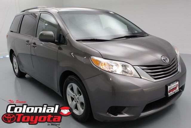 2016 Toyota Sienna LE Milford CT