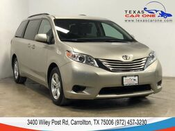 2016_Toyota_Sienna_LE REAR CAMERA BLUETOOTH QUAD BUCKET SEATS POWER DRIVER SEAT_ Carrollton TX