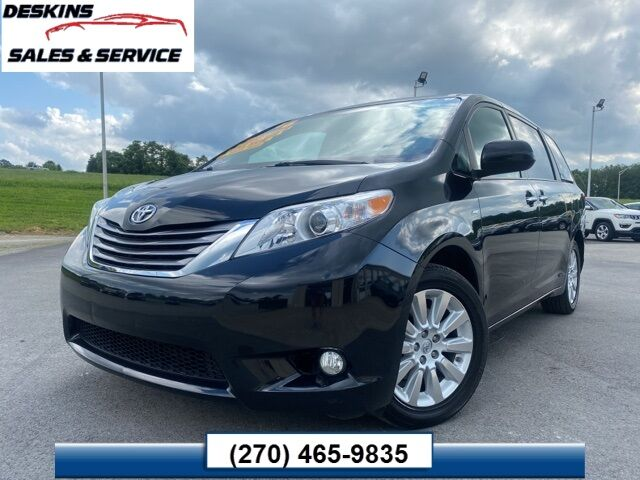 2016 Toyota Sienna Limited Campbellsville KY