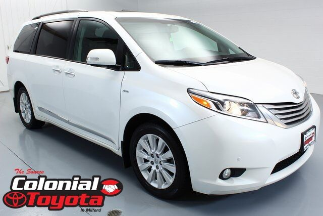 2016 Toyota Sienna Limited Milford CT