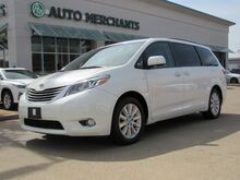 2016_Toyota_Sienna_Limited Premium AWD 7-Passenger  LEATHER SEATS, DUAL SUNROOF, NAVIGATION, BLIND SPOT MONITOR_ Plano TX