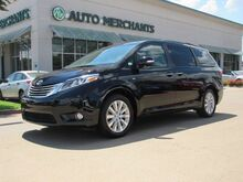 2016_Toyota_Sienna_Limited Premium AWD 7-Passenger V6 NAV, BLIND SPOT, BACKUP CAM, PWR LIFT, PARK AID, PUSH BUTTON, DVD_ Plano TX