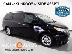 2016_Toyota_Sienna XLE_*BLIND SPOT ALERT, BACKUP-CAMERA, MOONROOF, LEATHER, HEATED SEATS, BLUETOOTH PHONE & AUDIO_ Round Rock TX