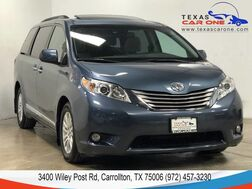 2016_Toyota_Sienna_XLE BLIND SPOT MONITORING NAVIGATION SUNROOF LEATHER HEATED SEAT_ Carrollton TX