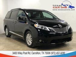 2016_Toyota_Sienna_XLE BLIND SPOT MONITORING SUNROOF LEATHER HEATED SEATS REAR CAME_ Carrollton TX