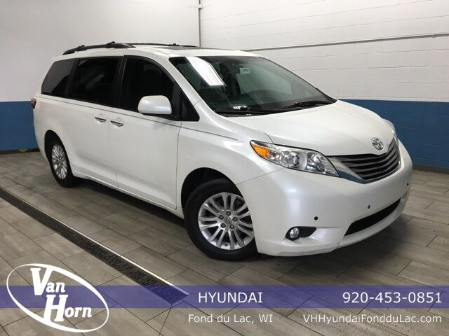 2016 Toyota Sienna XLE Plymouth WI