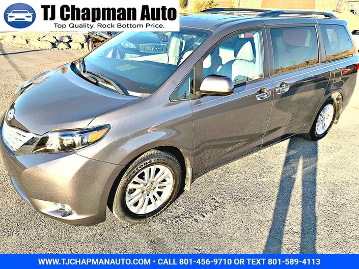 2016 Toyota Sienna XLE Salt Lake City UT