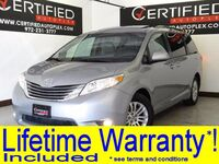 Toyota Sienna XLE V6 BLIND SPOT ASSIST SUNROOF LEATHER HEATED SEATS REAR CAMERA 2016