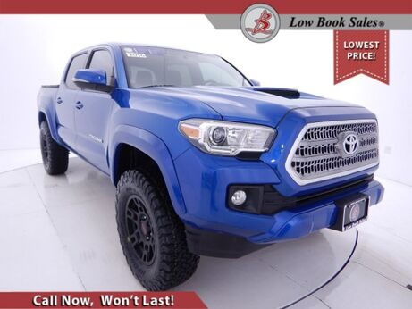 2016_Toyota_TACOMA_DOUBLE CAB 4X4 TRD SPORT_ Salt Lake City UT