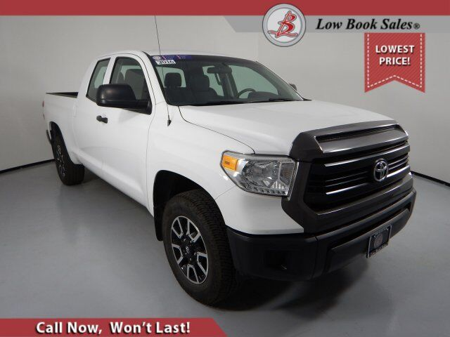 2016 Toyota TUNDRA 4WD DOUBLE CAB 4X4 SR Salt Lake City UT