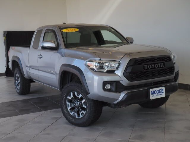 2016 Toyota Tacoma  Epping NH