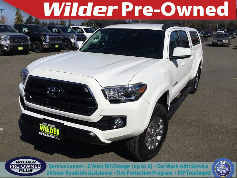 2016 Toyota Tacoma 2WD SR5 Port Angeles WA