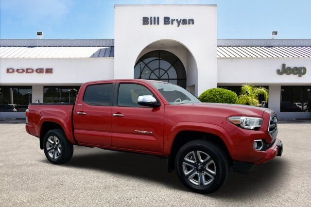 2016 Toyota Tacoma 4WD DOUBLE CAB V6 AT LIMI Leesburg FL