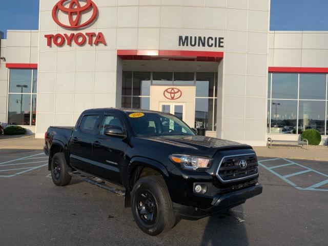 2016 Toyota Tacoma 4WD Double Cab V6 AT SR5 Muncie IN