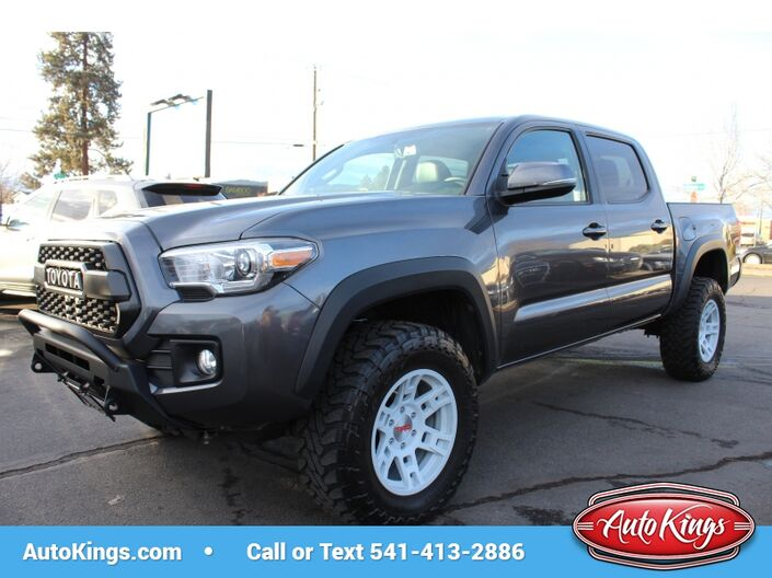 2016 Toyota Tacoma 4WD Double Cab V6 AT TRD Off Road Bend OR