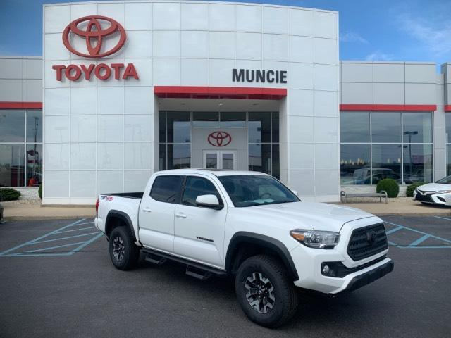 2016 Toyota Tacoma 4WD Double Cab V6 AT TRD Off Road Muncie IN