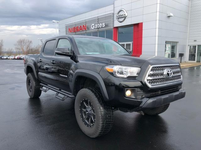 2016 Toyota Tacoma 4WD Double Cab V6 AT TRD Off Road Richmond KY