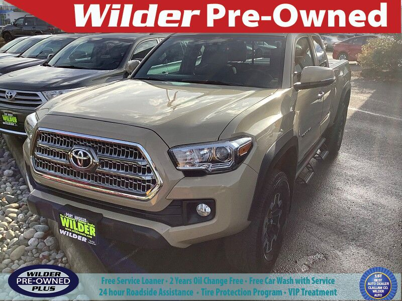 2016 Toyota Tacoma 4WD TRD Off Road Port Angeles WA