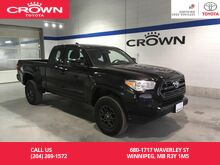 2016_Toyota_Tacoma_Access Cab I4 Auto SR+ 2WD / One Owner / Clean Carproof / Local / Immaculate Condition_ Winnipeg MB