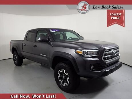 2016_Toyota_Tacoma_DOUBLE CAB 4X4 TRD-OFF ROAD_ Salt Lake City UT