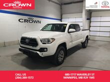 2016_Toyota_Tacoma_Double Cab Auto SR5 / One Owner / Clean Carproof / Immaculate Condition_ Winnipeg MB