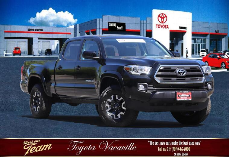 2016 Toyota Tacoma Double Cab Sr5 Pickup  6 Ft Vacaville CA