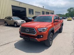 2016_Toyota_Tacoma Double Cab_TRD Off Road 4WD_ Cleveland OH