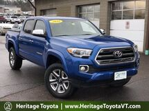 2016 Toyota Tacoma Limited 4WD Double Cab V6 AT South Burlington VT
