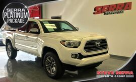 2016_Toyota_Tacoma_Limited_ Decatur AL