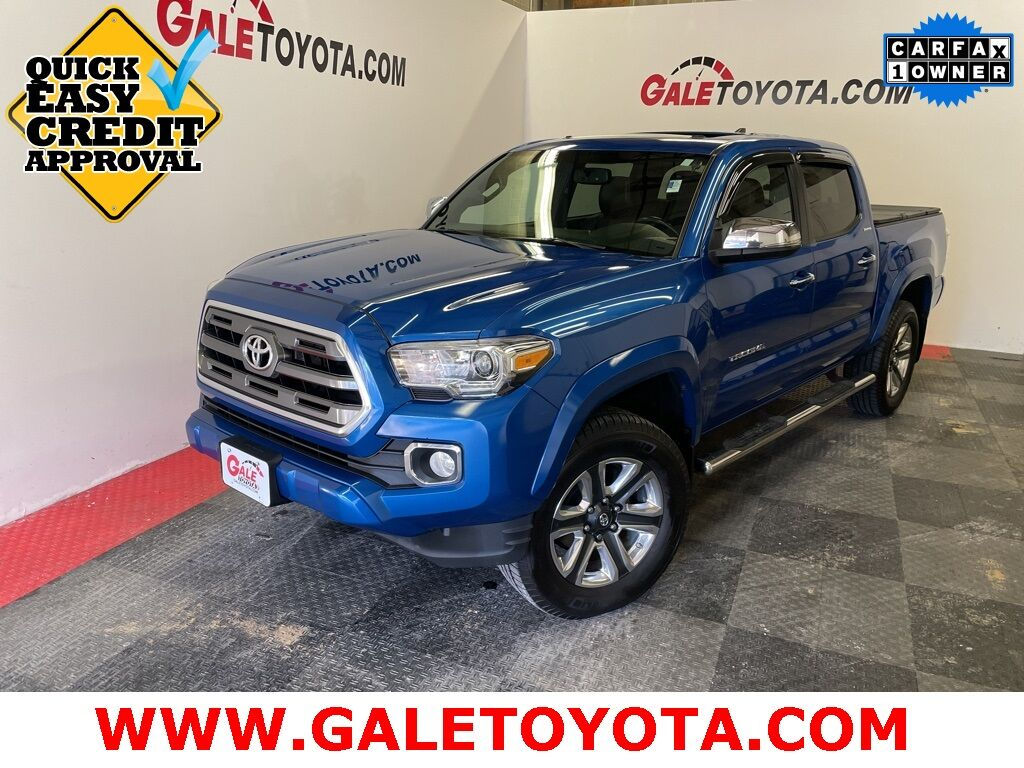 2016 Toyota Tacoma Limited Enfield CT